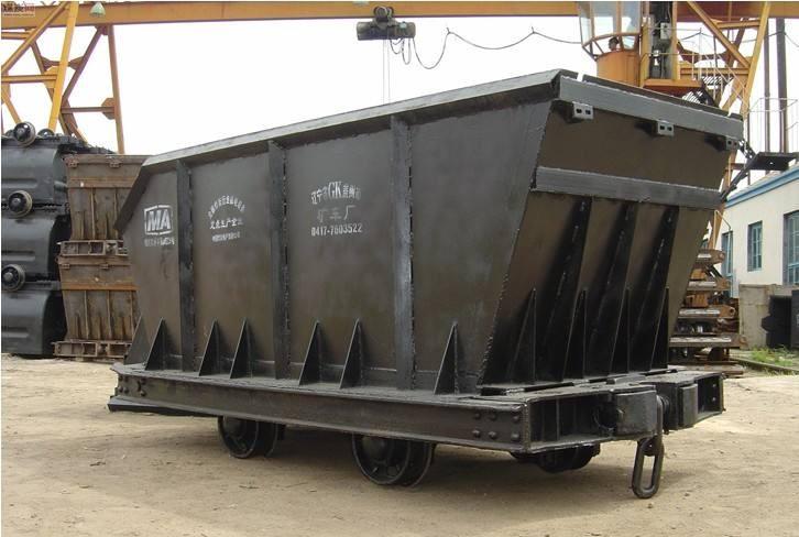中煤MDC3.3-6工矿设备矿用底卸式矿车