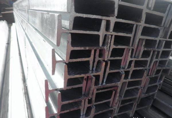 工字钢压板