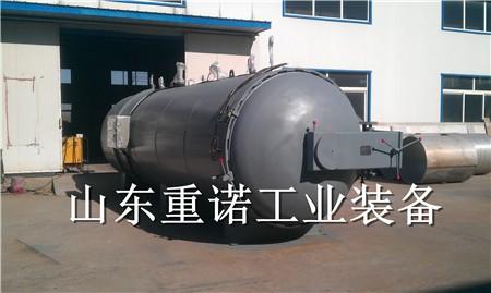 三角带电硫化罐-电热轮胎硫化罐重量-煮纱硫化罐