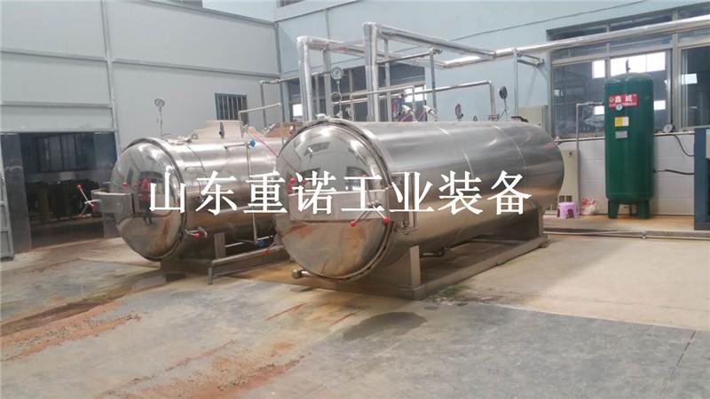 专业生产咸鸭蛋杀菌锅品质保证