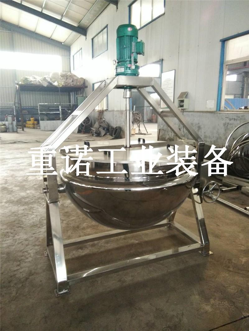 夹层锅压力-夹层锅导热油-夹层锅供应商