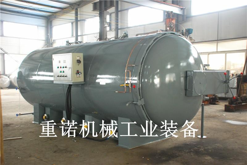 内胎硫化罐 滚筒包胶硫化罐 硫化罐原理