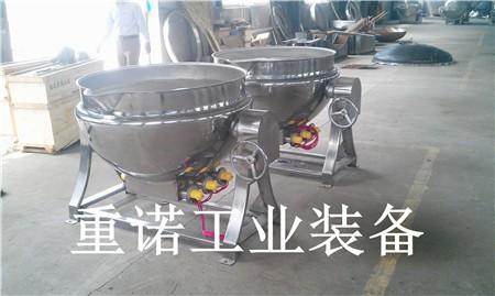 煮鸡蛋夹层锅-炒菜夹层锅-诸城夹层锅