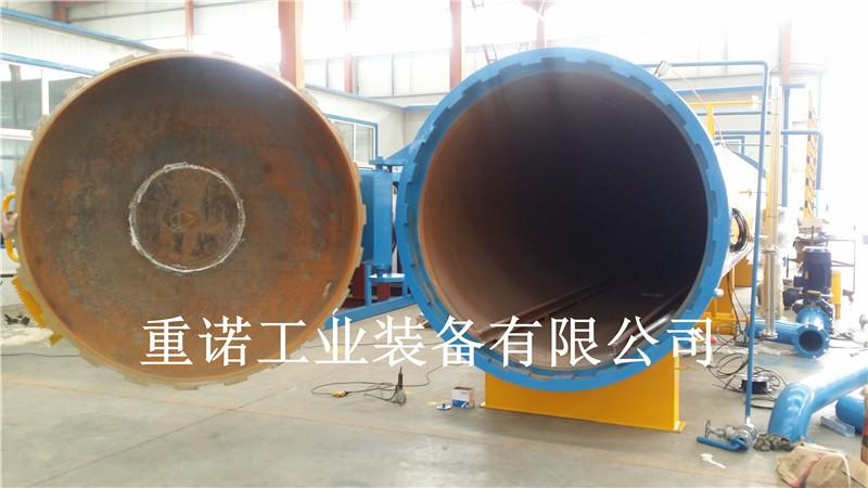木材阻燃设备_木材真空碳化设备_木材干燥工艺
