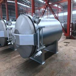 全自动碳钢橡胶硫化罐