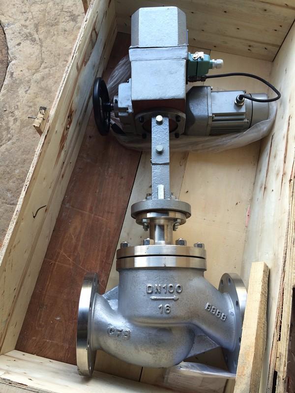 截止阀电动装置DKZ-510CX  SKZ-510电装