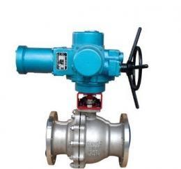 球阀电动执行器Q60-1W DQ40-1W