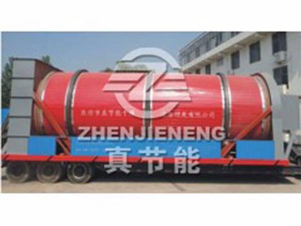 广东优质耙式药渣烘干机高效节能成套设备