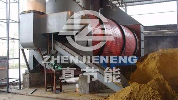 Z新款市政污泥干化设备成套设备