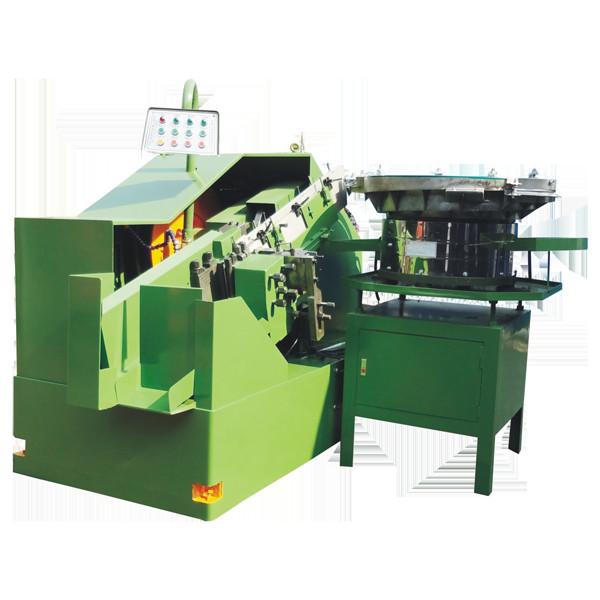 保持搓丝机的稳定是保证生产率的重要前提之一