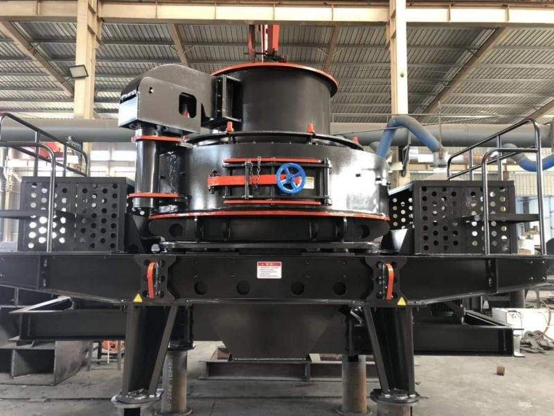 5x冲击式制砂机在制砂领域中是具有代表性的一款产品