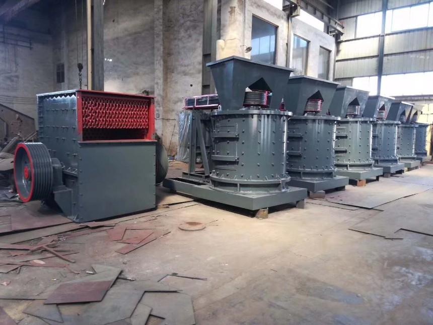 河卵石立轴式制砂机型号齐全价格低终身质保
