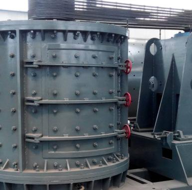 河卵石新型变频立轴式制砂机提高制砂机产量