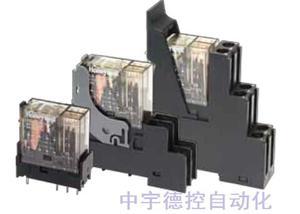 霍尼韦尔CR系列透明外壳紧凑型中间继电器