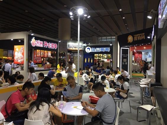 2019年中国广州餐饮加盟展会