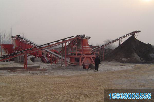 四川河卵石制砂生产线/机制沙设备/制砂生产线设备