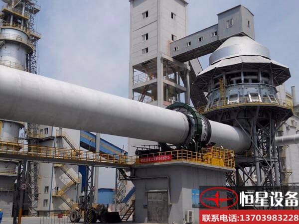 安徽萧县4x60米水泥回转窑一天能产出多少吨水泥?