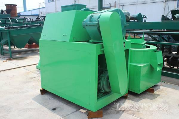 对辊挤压式造粒机/对辊造粒机/肥料挤压造粒机